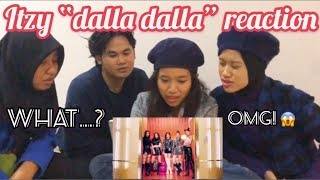 "Download REACT TO JYP New Girlgroup ITZY (있지) ""달라달라""(DALLA DALLA) M/V Video"