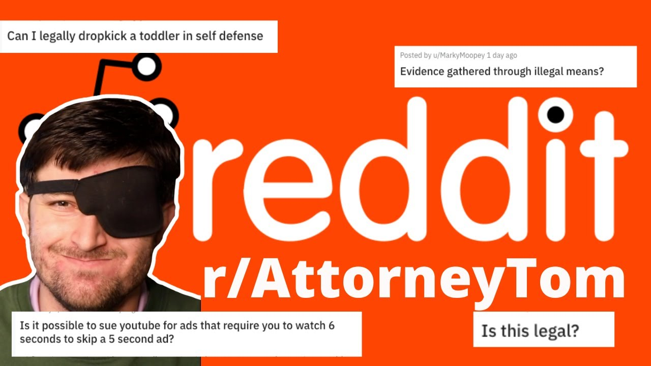 Answering INSANE Legal Hypotheticals On Reddit!