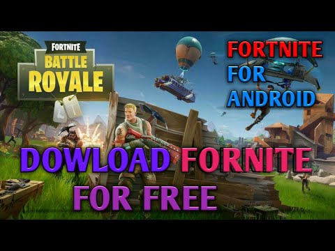 How to download fortnite on android(easiest and free way)-2018