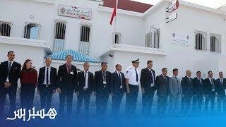 #x202b;تدشين مفوضية جديدة للأمن بحي سيدي موسى بسلا#x202c;lrm;