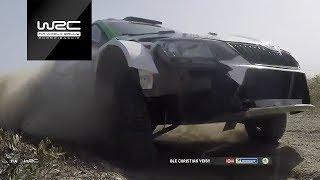 WRC 2 - Rally Italia Sardegna 2018: Event Highlights