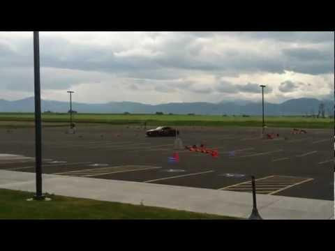 Camaro SS Autocross