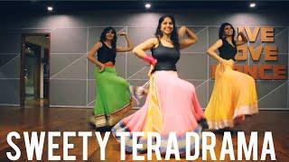 SWEETY TERA DRAMA/ KRITI SANON/ BAREILY KI BARFI/WEDDING DANCE/ BOLLYWOOD/ RITU