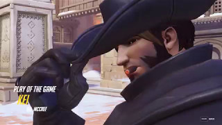 Amateur Overwatch - Pea Shooter
