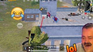 PUBG MOBILE FUNNY & WTF MOMENTS #2 🤣😂 | SLASHER GAMING