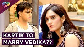 Kartik To Marry Vedika? | Kartik's Dadi Asks Him To Marry | Yeh Rishta Kya Kehlata Hai