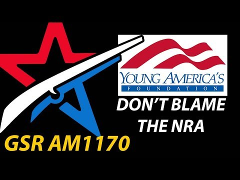 GSR AM1170 - Don't Blame NRA