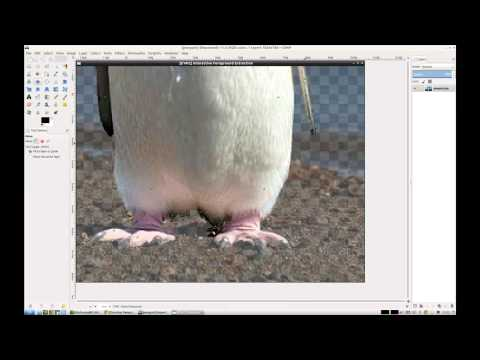 G'MIC Tutorial #7 : Easy Foreground Extraction in GIMP with the G'MIC Plug-in