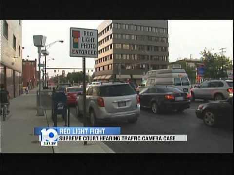 Red Light Traffic Cameras