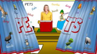 Pets / Animals / Suitable for classroom activity