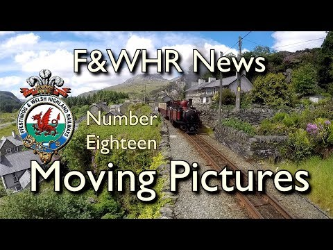 F&WHR Moving Pictures Number Eighteen 11/5/18