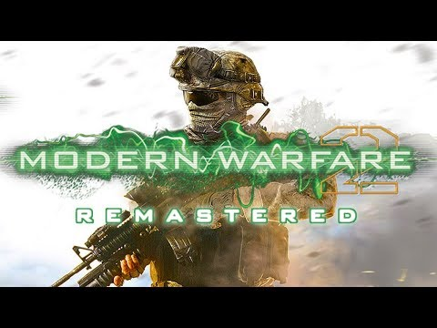 MW2 REMASTERED is REAL!