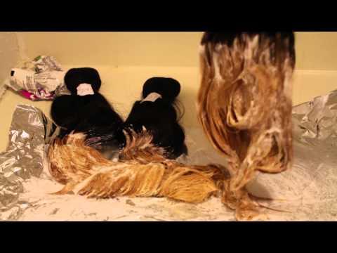 💋 Ombré Hair D.I.Y | Drahma Hair Virgin Brazilian