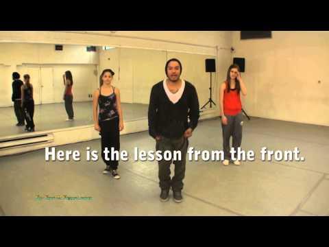 Hip Hop Dance Routine Tutorial