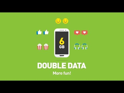 Double data on our 12-month SIM Only Plans | StarHub Mobile