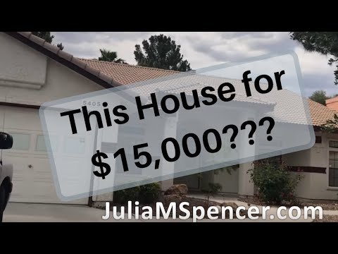 Bought for $15,000 Home Foreclosure INSIDE LOOK