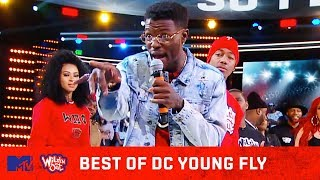 DC Young Fly vs. Wild 'N Out Audience 🤣 No One Is Safe | Wild 'N Out
