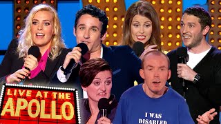 VALENTINE'S DAY: The Funny Side of Relationships | Live at the Apollo | BBC Comedy Greats