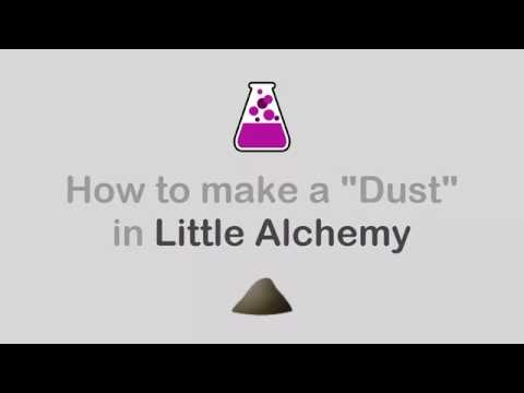 Android Share - How to make Dust in Little Alchemy Game