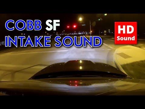 Cobb SF Intake Raw Sound - Subaru WRX STI - High Quality
