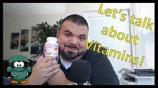 Bariatric Surgery - Let's talk about vitamins!