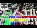 Star Wars | Build your own Lightsaber with Dan-O | The Dan-O Channel