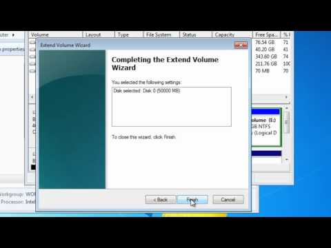 Create Resize Delete Partitions in Windows 7, 8 and Vista