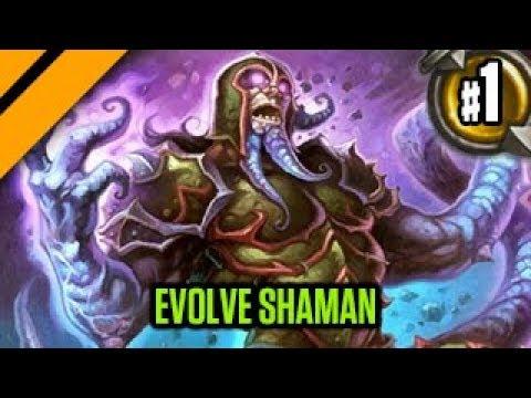 Day[9] HearthStone Decktacular #324 - Evolve Shaman