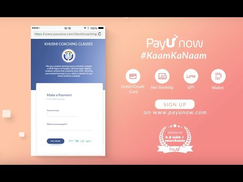 PayUnow Website For Education Business : Accept Online Payments Directly In Your Bank