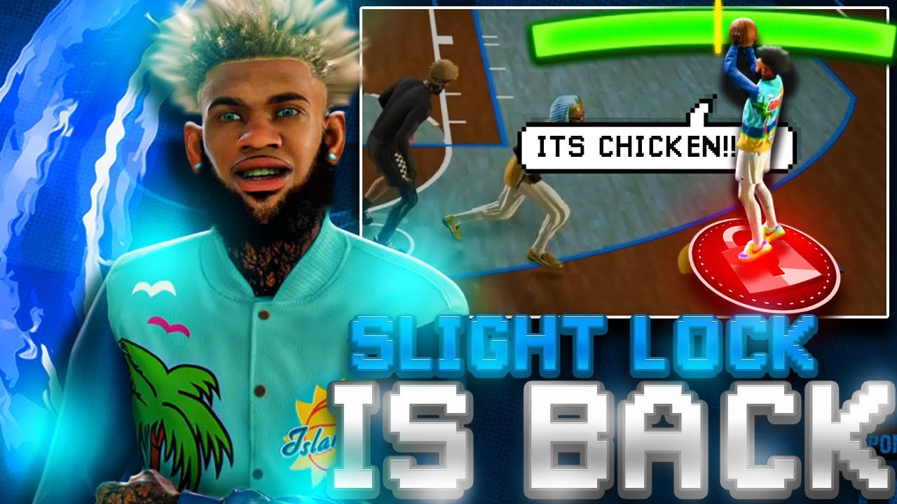 Download I BROUGHT MY SLIGHT LOCK BACK TO THE COMP STAGE in NBA 2K21! This Might Be Best Lock Build👀 MP3 Gratis
