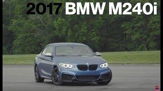 BMW M240i Hot Lap at VIR | Lightning Lap 2017 | Car and Driver