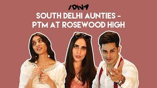 iDIVA - South Delhi Aunties Attend A PTM At Rosewood High