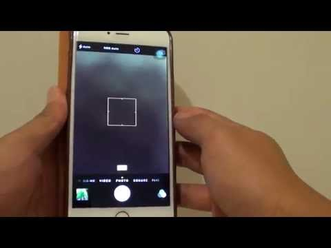 iPhone 6 Plus: Fix Issue With Camera Not Working Error Message