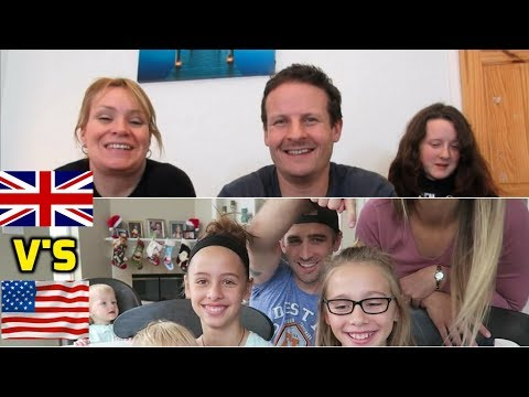 British Phrases v's American Phrases with Scott and Camber