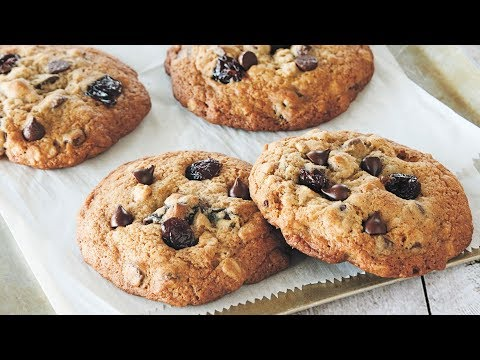 Chocolate Chip Cherry Cookies | Southern Living