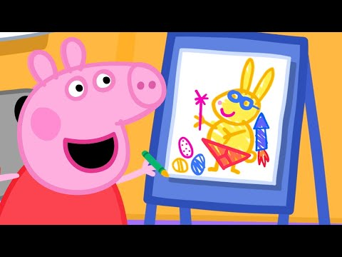 Xxx Mp4 Peppa Pig Full Episodes Easter Bunny Cartoons For Children 3gp Sex