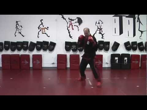 Sparring Tips: Footwork
