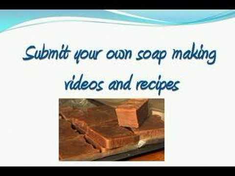 Soap Making Ideas