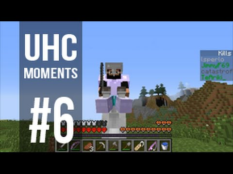 UHC Moments #6 - Upside-down Horses!
