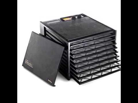 Excalibur 3926TB Food Dehydrator, Black Review