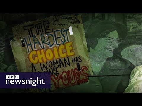 Northern Ireland's social conservatism - BBC Newsnight