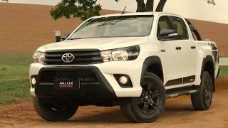 Toyota Hilux ganha a série especial Challenge na linha 2018