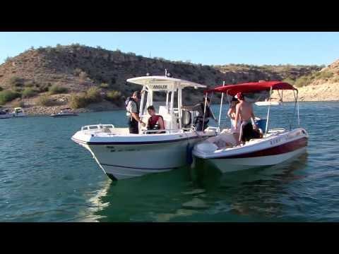 Safe Boating in Arizona
