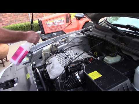 The Safest Way To Clean Engine Bay