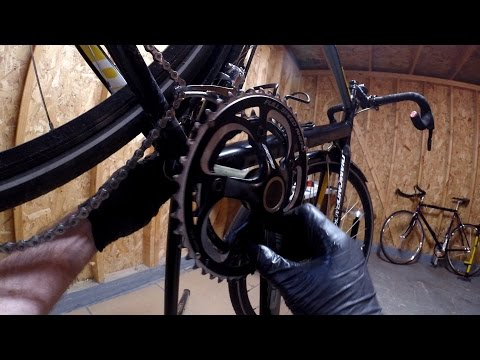 How To Install FSA Gossamer BB386EVO Crank Bike Blogger