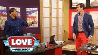 Sam Is Completely Lovesick | Tyler Perry's Love Thy Neighbor | Oprah Winfrey Network