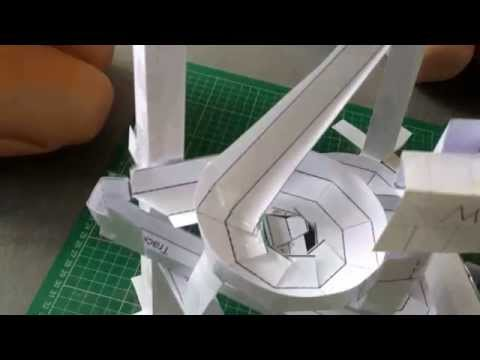 Paper Marble Roller Coaster