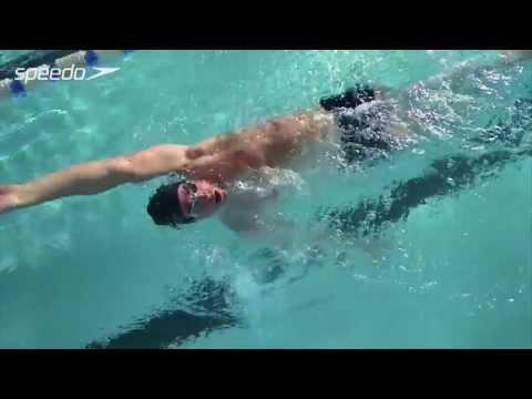 Speedo Swim Technique - Backstroke - Created by Speedo, Presented by ProSwimwear