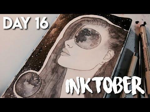 Inktober 2017 Day 16