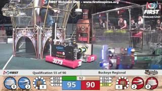 Qual 55 - 2017 Buckeye Regional